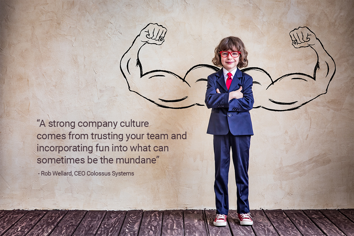 What makes a strong company culture?